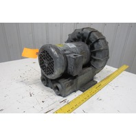 Gast Regenair R5325A-2 Regenerative Blower 1.85HP 3Ph 65 Max Pres. 60 Max Vacuum