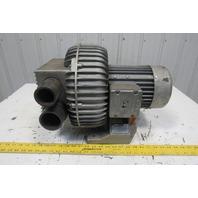 Werie Rietschle SKG 270-2.02 Regenerative Vacuum Blower 230/460V 2.6Kw