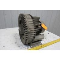 Siemens Regenerative Vacuum Blower 460V 3Ph  No Tag