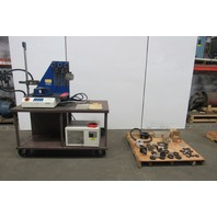 Haimer PC2000 Power Clamp Induction Shrink Fit Machine CNC Tool