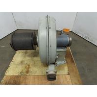 "North American 2320-19/2T2D 2Hp Blower 175CFM 1842 RPM 208-230/460V 3 Ph 4"" Disc"
