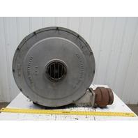 "North American 2316-19/1-T3D 3Hp Blower 340CFM 3500 RPM 230/460V 3 Ph 6"" Disc"