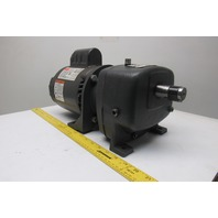 Dayton 2Z934 A Speed Reducer C-Face 56C 29:1 Ratio  1/2Hp 115/230V 1Ph