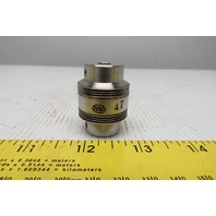 Eagle Industries 7mm Flexible Shaft Coupling Stainless Steel