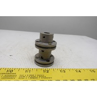 "Reliance 403969-22A 3/8"" x 3/8"" Flexible Shaft Coupling"
