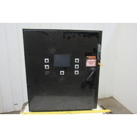 """Hoffman A42SA3810LPPL Electrical Enclosure W/ Back Plate 42""""x37""""x12"""" Type 12"""