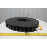 "Igus 27.07.150 Cable/Hose Carrier Energy Drag Chain 1-3/8"" Hx3""Wx 318""L"