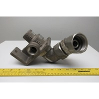 "OPW Dover 36-CE 3/4""x 1-1/4"" Ports Vapor Reclaim Swivel Gas Pump Fitting"