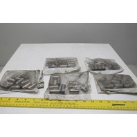 "5/8"" Diameter x 1-1/4"" Length Dowel Pin, Alloy Steel Lot of 50"