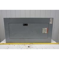 General Electric AQF3421AB 208Y/120V 125A 42 Space Indoor Breaker Load Center