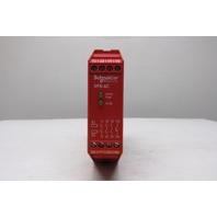 Schneider XPSAC5121 24 V AC/DC Emergency Circuit Safety Relay