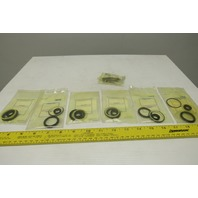 SMC NCG032-PS Seal/Repair Kit Lot of 7