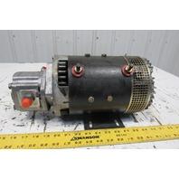Prestolite MEA 4030 36VDC Forklift Motor Pump From 45RRTT-S Stand Up