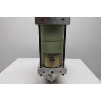 """OHMA CLR-400-7 Centerline 4"""" Bore 25 Cu In Fluid Capacity Fluid Reservoir"""