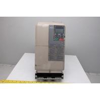 Yaskawa A1000 CIMR-AU4A0038FAA Rev.E 25HP Motor Drive 38A 3/P 460V