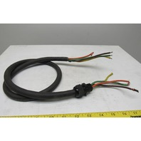 """Dematic 14 AWG 4 Conductor 48"""" Pigtail Wire Assembly"""