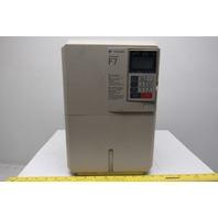 Yaskawa F7 CIMR-F7U4015 Verispeed AC Drive 480V