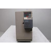 Yaskawa V1000 CIMR VU4A0018FAA 10HP AC Drive 380-480VAC 20A/15A