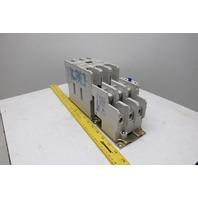 Eaton Cutler Hammer AE16NN0A Size N IEC Motor Starter 140A 125HP 110/120V Coil