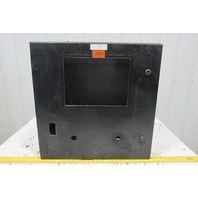 "24""x24""x10"" Wall Mount Electrical JIC Enclosure w/Backplate"