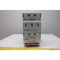 Eaton Cutler Hammer E101E20R3A FVNR E-Frame 200A Starter 63-200A 24VDC Control