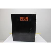 "12""x10""x8"" Wall Mount Electrical JIC Enclosure w/Backplate"
