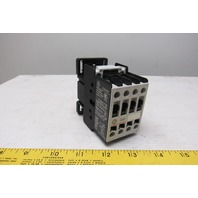 General Electric CL01A400TJ Magnetic Contactor 120V Coil
