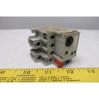General Electric MT03F Overload Relay 0.85 - 1.3A