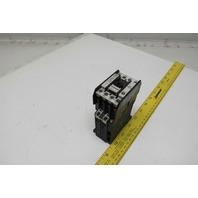 General Electric CR7ZC-10 Contactor 25A 600V 3Ph