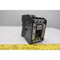 General Electric CR7CC-10 Contactor 120V Coil