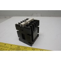 General Electric CR120A03022AA Relay 10AMP 300V 120V Coil 60HZ 3NO Contacts