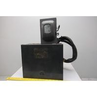 Withey Vintage Phase Converter 7-1/2Hp 220V 3Ph