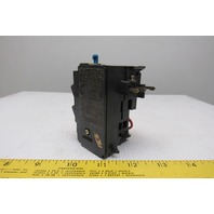 General Electric CR4G1WJ Overload Relay 2.5-4A