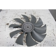 "Kobelco KP-DB0-10 20"" Fan Blade Replacement 5/8"" Keyed Shaft"