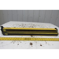 Banner SLSE30-600Q8/SLSR30-600Q8 EZ-Screen Safety Light Curtain Set 600mm