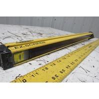 Banner SLSR30-600Q8 EZ-Screen Safety Light Curtain Receiver 600mm