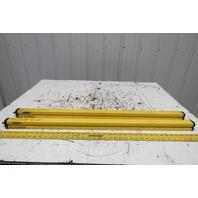 Banner SLSE30-900Q8/SLSR30-900Q8 EZ-Screen Safety Light Curtain Set 900mm