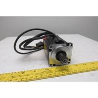 Fanuc A06B-0113-B175 S-420iF 0.2kW 200Hz 3000RPM 2.8A 48VDC Servo Motor