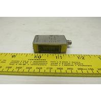 DATALOGIC S8-MR-5-B01-PP Sensor Switch Polarized Metal Radial PNP NO/NC-M8