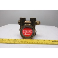 "Procon Standex 3/4"" Brass Food Service Rotary Vane Pump"