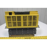 Fanuc A06B-6066-H244 Fanuc AC Servo Amplifier C Series