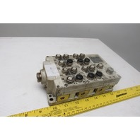 SMC EX600-DXPD 24VDC PNP 16 Channel I/O Logic Module