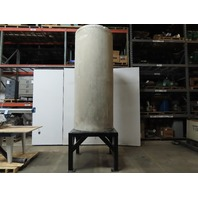 750 Gallon Liquid Holding Storage Dispending Tank On Powder Coated Stand