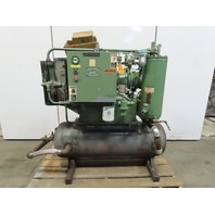 Sullair 10B-40 40Hp Rotary Screw Air Compressor 230/460V 3Ph 120 Gallon