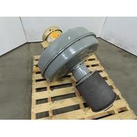 North American 2320-2672-T7.5D 6526190 7.5Hp Blower 750CFM 3526 RPM 230/460V 3Ph
