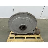"North American 2316-19/1-T3D 3Hp Blower 340CFM 3450 RPM 230/460V 3 Ph 6"" Disc"