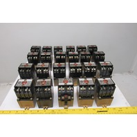 Allen Bradley 700-P400A1 600V AC/DC Magnetic Contactor Starter 120V Coil Lot/23