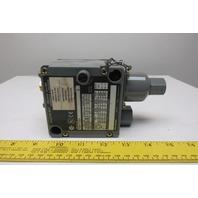 Allen Bradley 836T-T252J Pressure Switch 100-600V AC/DC