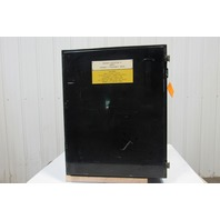 """Hoffman A302412LP Electrical Enclosure Wall Mount 30""""x24""""x12"""" W/Back Plate"""