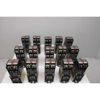 Allen Bradley 700DC-P800Z24 600V AC/DC Magnetic Contactor 24VDC Coil Lot Of 15
